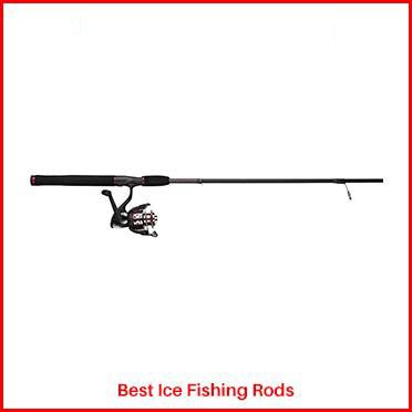 Best Ice Fishing Rods
