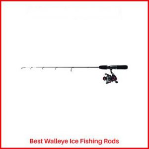Shakespeare Ugly Stik walleye Ice Fishing Rods