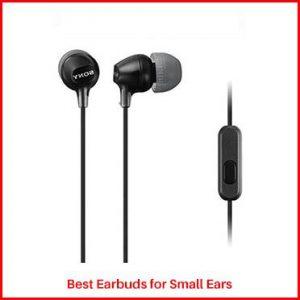 Sony MDREX15AP In-Ear Earbud for Small Ears