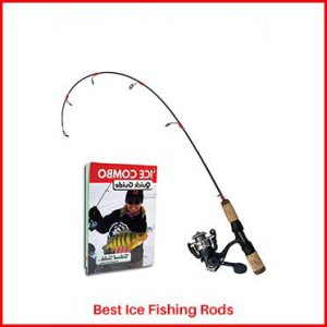 Tailored Tackle Ice Fishing Rod