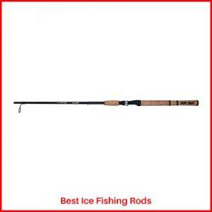 Ugly Stik Elite Spinning Ice Fishing Rod