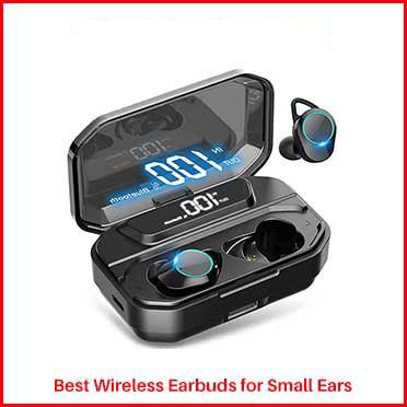 Xmythorig Tru Wireless Earbuds for Small Ears