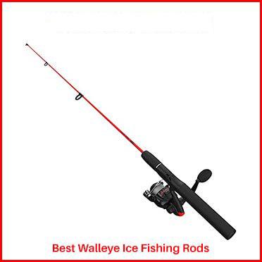 Best Walleye Ice Fishing Rods