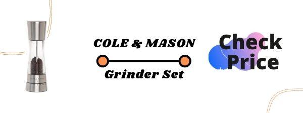 COLE & MASON Derwent Pepper Grinder