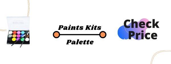 MooMoo Baby Hypoallergenic Makeup Palette-Safe