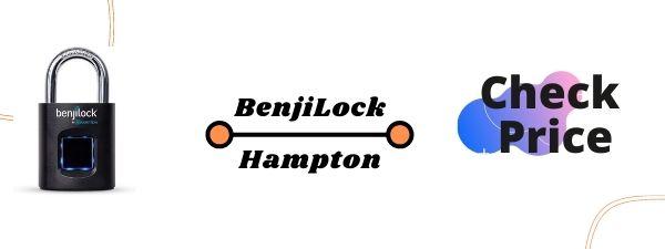 BENJI LOCK BY HAMPTON 43