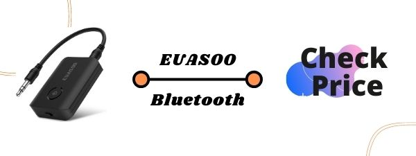 EUASOO Bluetooth Transmitter for tv