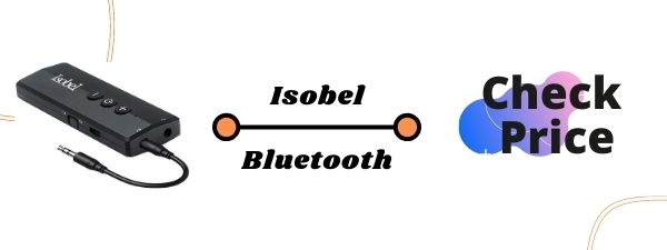 Isobel Wireless Bluetooth Transmitter for tv