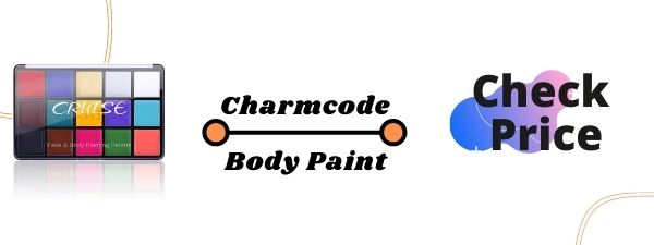 Charmcode Professional 15 Colors FX Makeup Palette