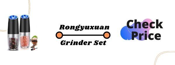 Rongyuxuan Pepper Grinder