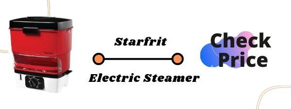 Starfrit electric hot dog steamer, medium-sized