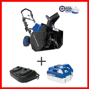 Snow Blower Kit-Snow Joe 24V-X2-SB18 48-Volt