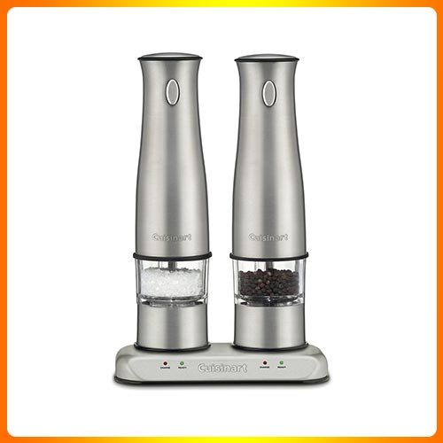 Cuisinart SP-2 Rechargeable Salt and Pepper Grinder