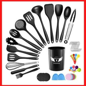 DUSASA 48 Pack Silicone Utensils