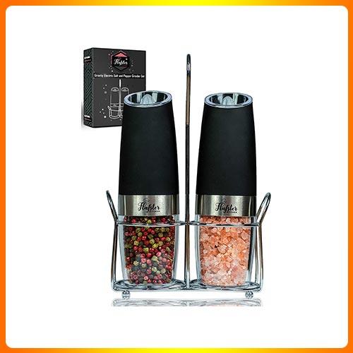 FLAFSTER KITCHEN Electric Salt and Pepper Grinder
