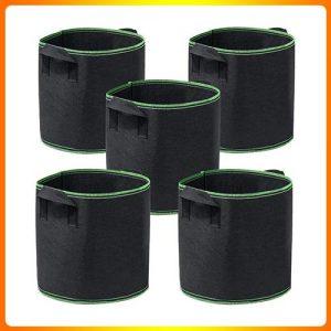 Garden-4Ever-5-Pack-10-Gallon-Grow-Bags