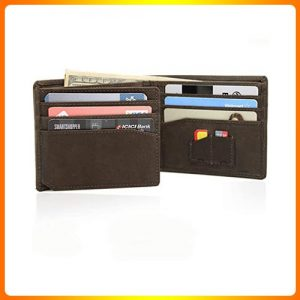 ID-Window-Flap-&-RFID--Birch-Leather-bifold-wallet