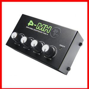Mackie-HM-Series,-4-Way-Headphone-Amplifier-(HM-4)