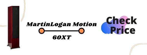 MartinLogan Motion | Best Floor Standing Speakers Under 500