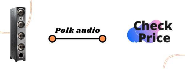 Polk audio monitor Speaker
