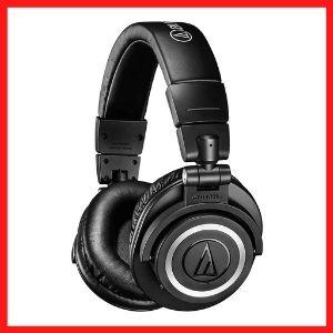 Over-Ear Headphones-Audio Technica ATH-M50xBT