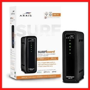 ARRIS Surfboard SBG10-DOCSIS 3.0 Dual Band wifi Router