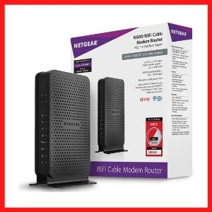 NETGEAR WiFi Router (R6080) – AC1000 Dual Band Wireless Router