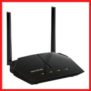 NETGEAR wifi Router (R6080) – AC1000 Dual Band Wireless Speed (up to 1000 Mbps)