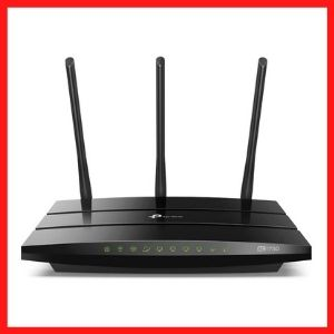 TP-Link-AC1750 Dual Band Gigabit Wireless-Internet Router