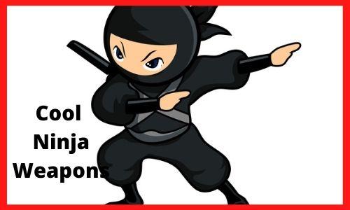 Cool Ninja Weapos