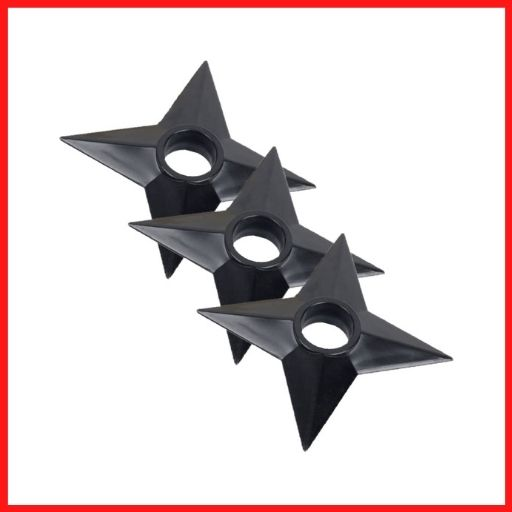 Zaroter Ninja Weapons Shuriken