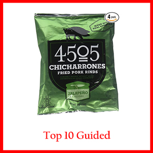 4505 Chicharrones Fried Pork Rind
