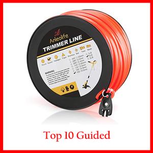 Anleolife Commercial Square String Trimmer Line