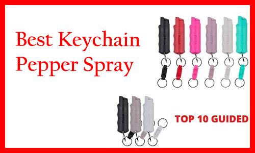 Best Keychain Pepper Spray