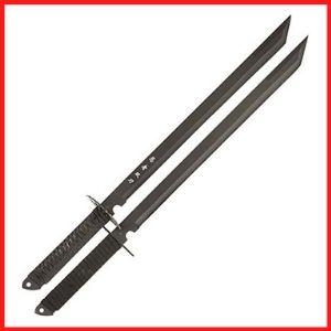 BladesUSA HK-6183 Twin Ninja Swords