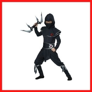California Costumes Boys Ninja Warrior Child Costume