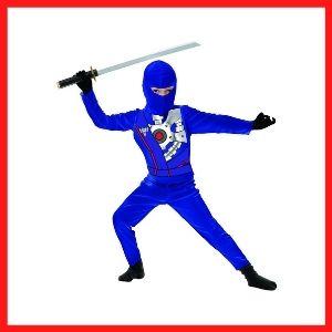 Charades Child's Ninja Avenger Series 4 Costume