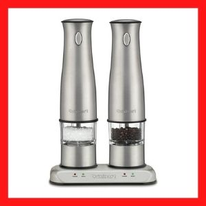Cuisinart SP-2 Rechargeable Salt and Pepper Grinder
