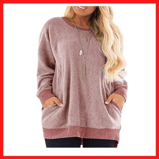 DOLNINE Women's Plus Size Sweaters