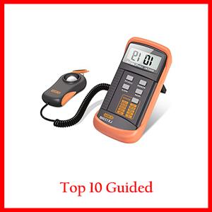 Dr.meter Digital Illuminance/Light Meter