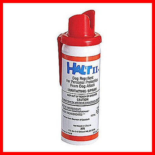 Halt II Dog Repellent Spray
