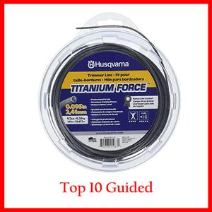 Husqvarna Titanium Force String Trimmer Line