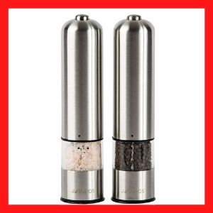 JAGURD Electric Salt and Pepper Grinder