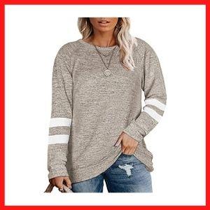 DOLNINE Plus Size Sweatshirts for Women