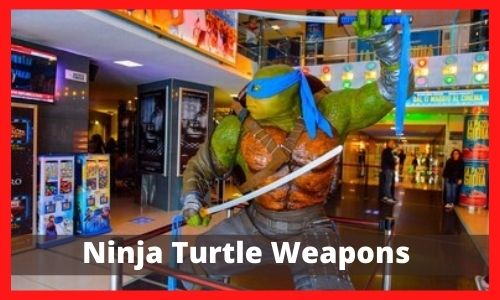 Ninja Turtle Weapons