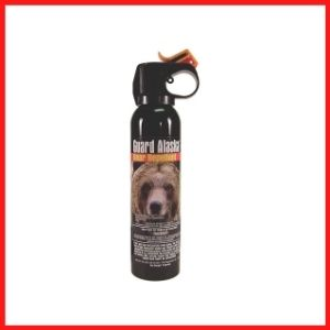 Personal Security Products Guard Bear Spray