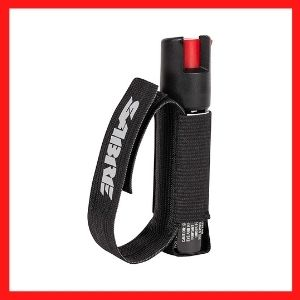 The SABRE RED Pepper Gel Spray for Runners