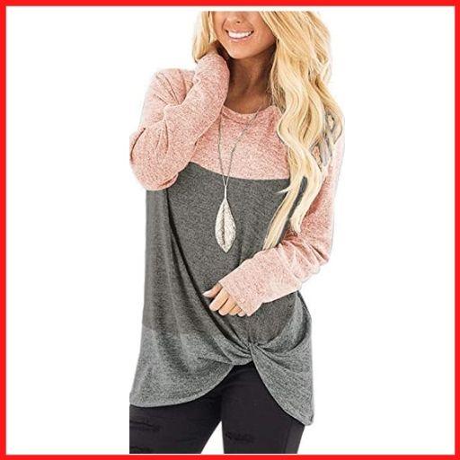 SHIBEVER Women's Soft Casual Tops Shirts