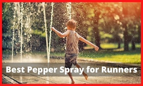 best pepper spray for runners