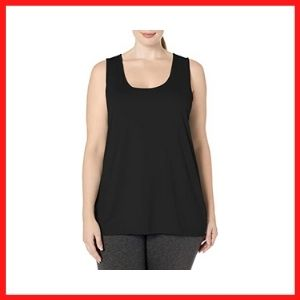 Ladies plus size cooler tank